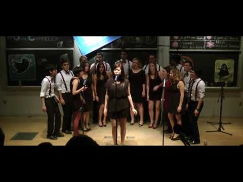 Incredible Love (Ingrid Michaelson) - JHU Vocal Chords, Fall 2013