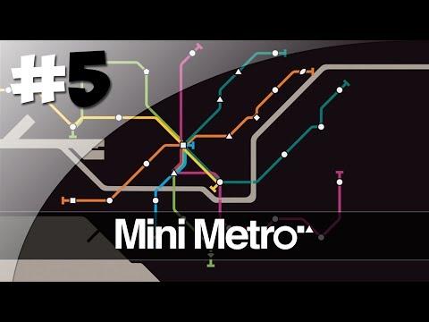 Melbourne - #5 Mini Metro