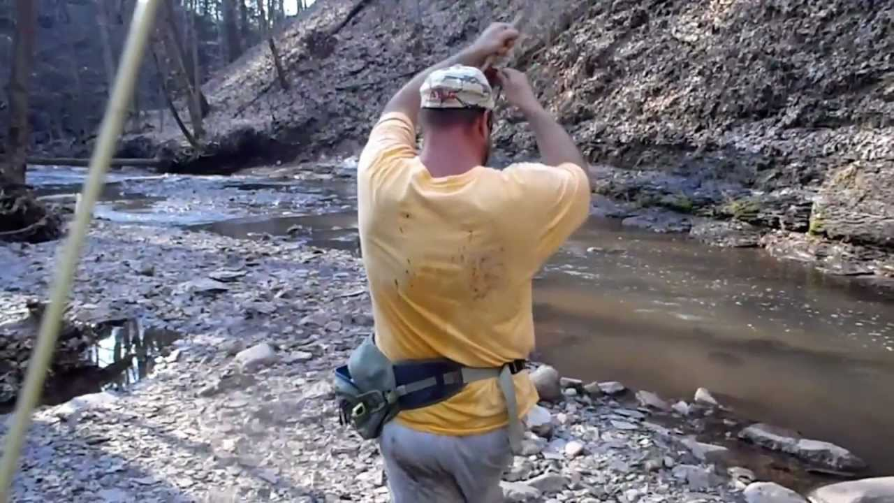 Steelhead 3rd week march 2012 fly fishing lake erie ohio for Fly fishing ohio