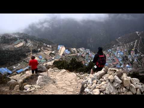 gokyo and cho la pass trekking