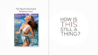 Last Week Tonight with John Oliver: Sports Illustrated Swimsuit Issue - How Is This Still a Thing?