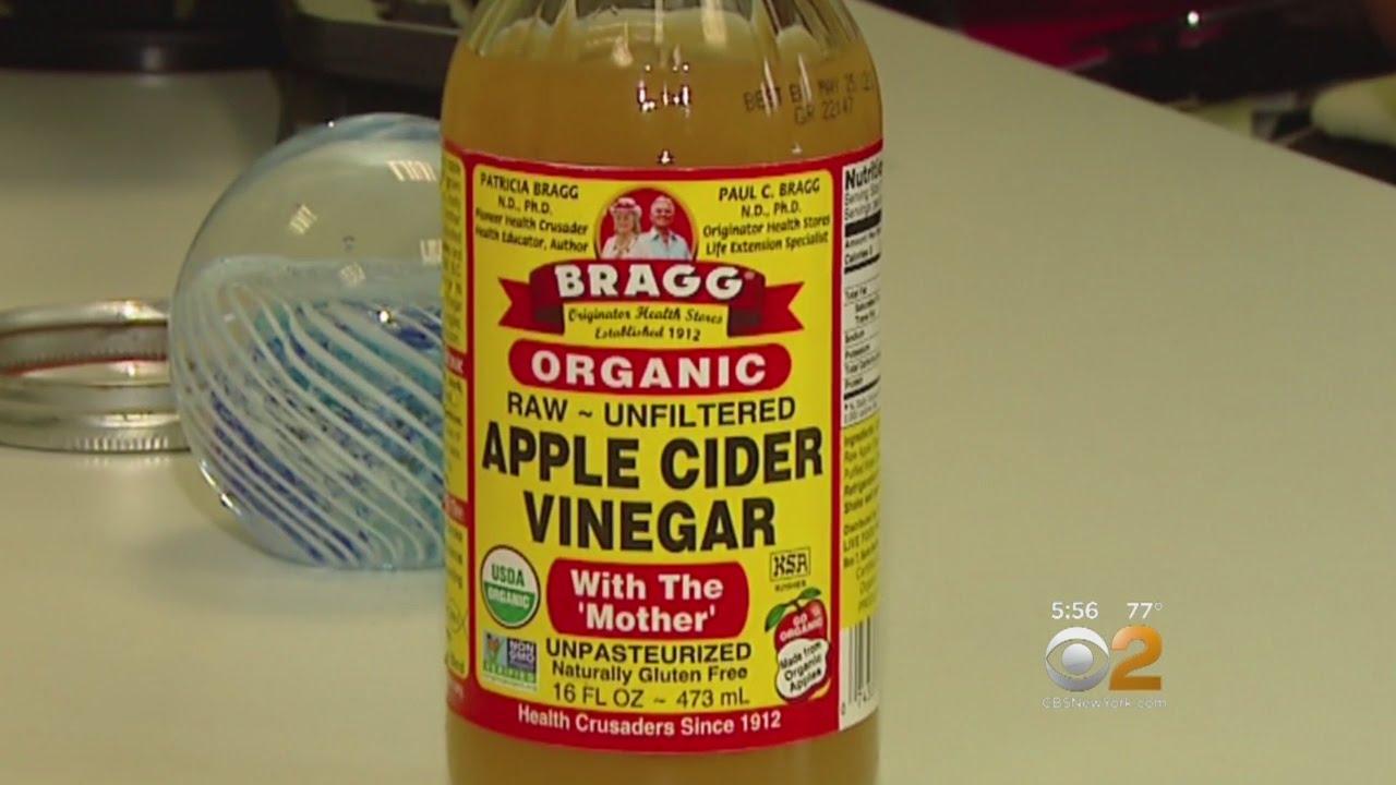 Health Trend Apple Cider Vinegar Youtube Bragg 473 Ml