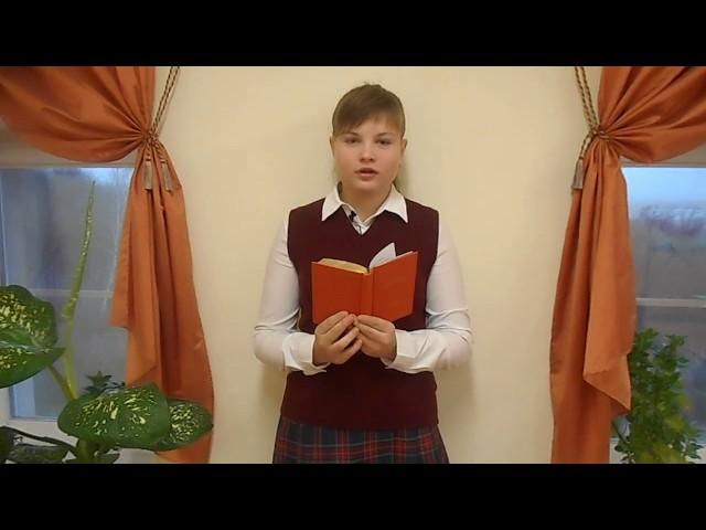 Изображение предпросмотра прочтения – ТатьянаКургузова читает произведение «Подрастающей» М.И.Цветаевой