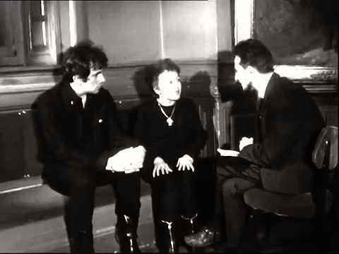 Edith Piaf et Theo Sarapo  - Lyon 1962