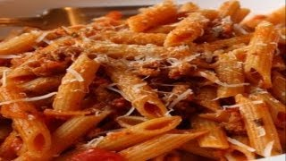 What's For Dinner? Simple & Easy Italian Sausage Penne Pasta