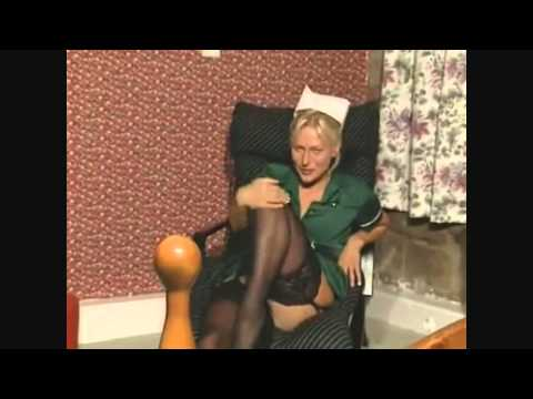 Jessica plays with her stockings, legs, garter & heels from YouTube · Duration:  1 minutes 28 seconds