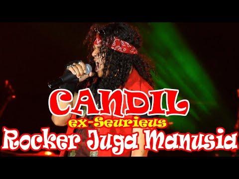 CANDIL (Ex-Seurieus) - Rocker Juga Manusia (Seurieus) [Live] @ MUSIK UNTUK REPUBLIK Festival 2019