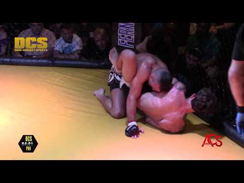 DCS (Dual Combat Sports) Konnor  Kuppe vs Tommy Bagnasco