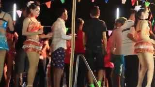 Folk way-Dance facts-learn thai-youtube thai-Dance Classes-รำวงเพชรบุรี-รอบหวาน