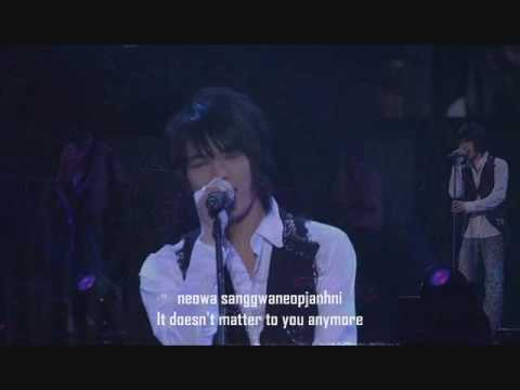 (HQ) Footsteps By Kim Jaejoong (Romanized & English Subbed)