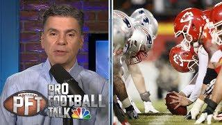 Early AFC Playoff Picks | Pro Football Talk | NBC Sports