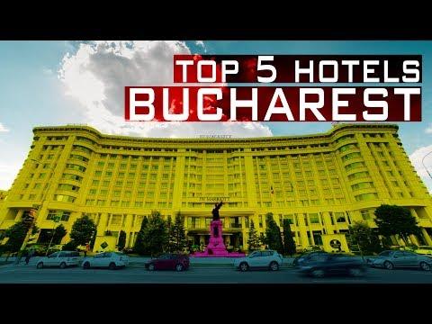 TOP 5 HOTELS IN BUCHAREST