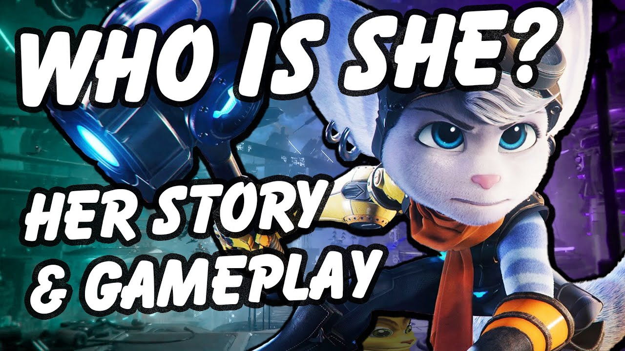 Female Lombax Everything We Know Ratchet And Clank Rift Apart