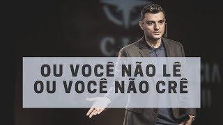 Video Tiago Brunet - Ou você não lê ou você não crê (MENSAGEM FORTE) download MP3, 3GP, MP4, WEBM, AVI, FLV September 2018