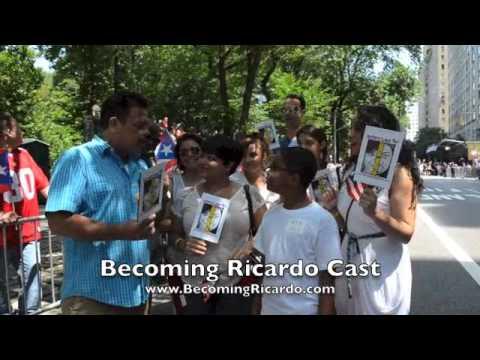 Becoming Ricardo Cast Interview