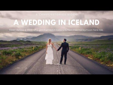 A Wedding & Honeymoon in Iceland - CamperStories