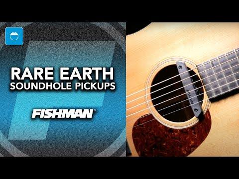 Fishman Rare Earth Soundhole Pickups