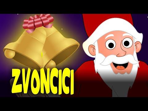 Zvončići Zvončići  (nova Verzija) - Božićne Pjesme Za Djecu