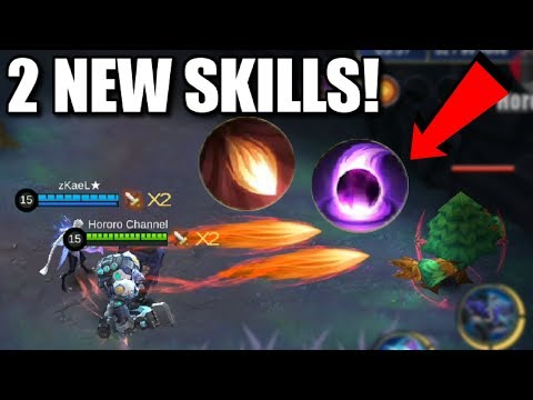 2 NEW ABILITY SKILLS IN SURVIVAL MODE