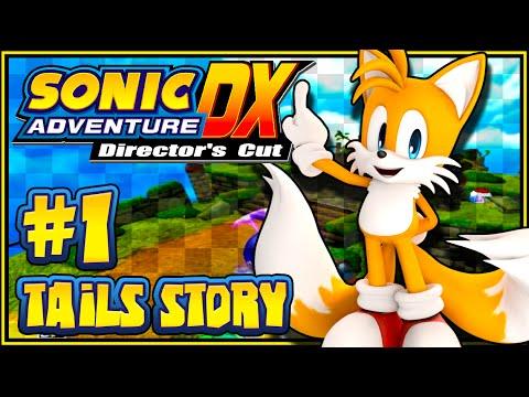 Sonic Adventure DX PC - (1080p) Part 1 - Tails' Story