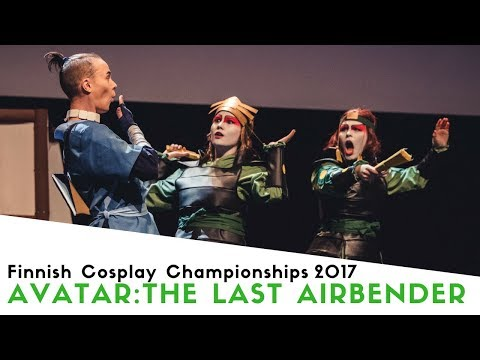 The Best Warrior In The Village [Avatar: The Last Airbender, Finnish Cosplay Championships 2017]