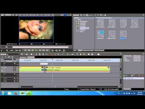 Audio Filter, Cross Fade & Audio Mixer