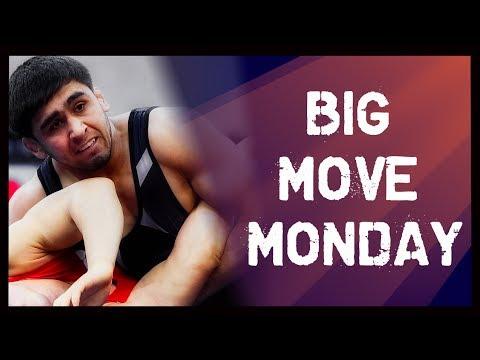 Big Move Monday -- KHASANOV (TJK) -- 2017 Asian C'ships