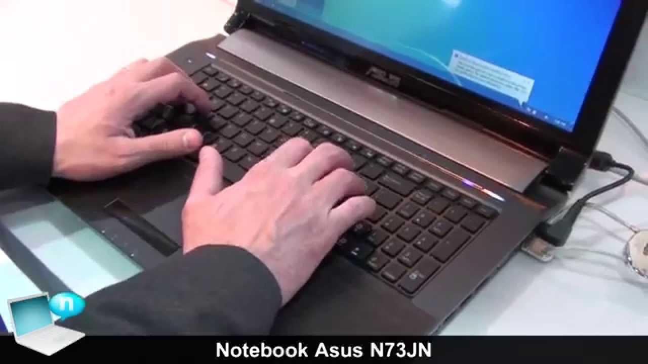 Asus N71Ja Notebook Bluetooth New