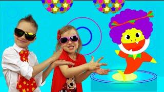 Canción de Bebé Disco Shark   Canción Infantil   Canciones Infantiles con Alex y Nastya