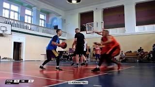 Баскетбол 3x3 | 3.8.19 | Полуфинал | РУМБ vs  МАТЕРЬ БОЖЬЯ