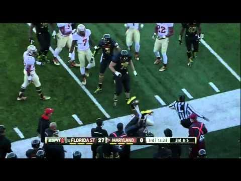 Bjoern Werner vs Maryland 2012