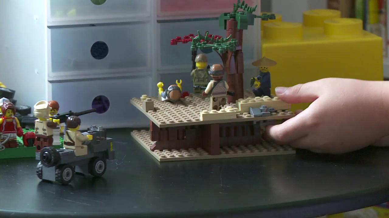 Лего Видео Война
