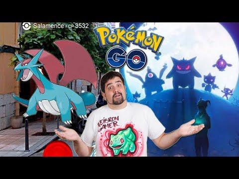 ¿¡CUANDO SALDRÁ el EVENTO de HALLOWEEN y la 3 GEN en Pokémon GO!? [Keibron]