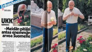 Urho Kekkosen viimeinen haastattelu vuonna 1981 (äänite)