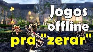 25 JOGOS OFFLINE PARA ZERAR NO ANDROID #1