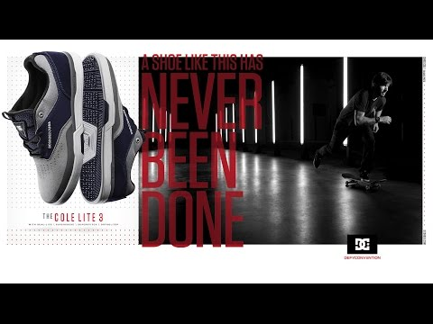 DC SHOES: CHRIS COLE'S 'NEVER BEEN DONE'