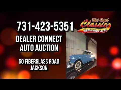 Midsouth Classic Car Auction - Jackson, Tn -July 16, 2016