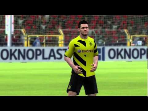 FIFA 14 Bundesliga Intro