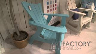 Uwharrie Chair Company Wave Collection - Factorypatiofurniture.com