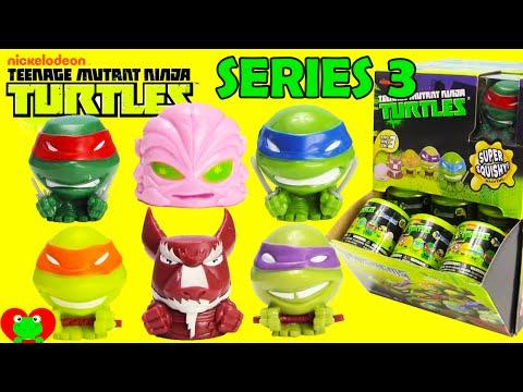 Teenage Mutant Ninja Turtle Mashems Series 3