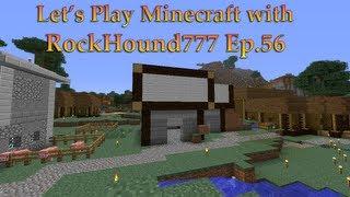 minecraft blacksmith village