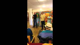 act One productions care home entertainers