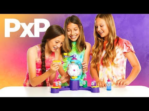 Get groovy with Yulu's Swirl and Style Tie Dye Studio! | A Toy Insider Play by Play