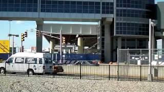 JetBlue Airways Terminal 5 Skywalk & Terminal 6 (which no longer exists) by jonfromqueens