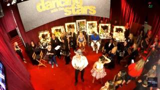 maks peta and amber in the red room dwts season 23 week 1