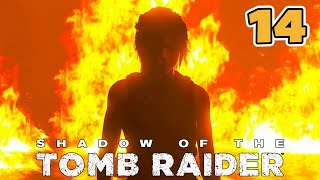 LARA RAGE! | Shadow of the Tomb Raider PL (14) | Vertez