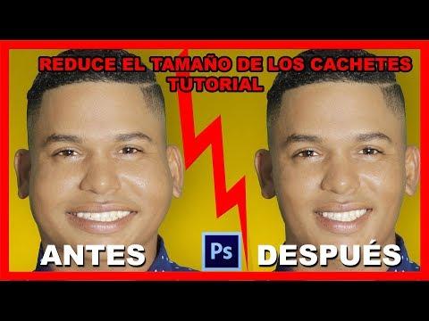 😚 Como Reducir Los Cachetes En Photoshop | E Studios
