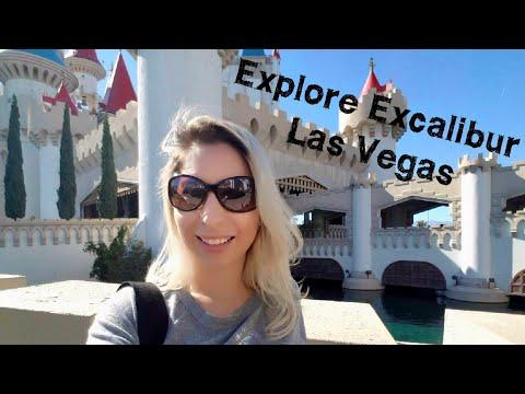Explore Excalibur Las Vegas
