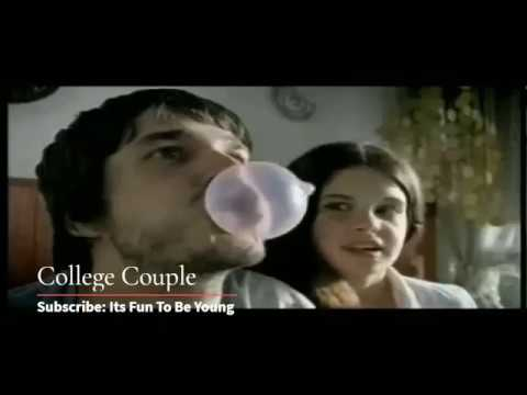 teen college Young couple