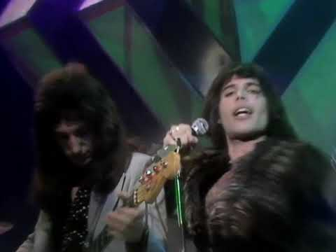 Killer Queen (TOTP Video 1) - Official Music Video (High Quality)